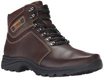 Rockport Men's Elkhart Snow Boot,Dark Brown/Black,9.5 M US