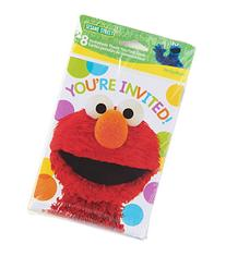 American Greetings Elmo Invite & Thank-You Combo Pack
