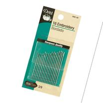 Embroidery Hand Needles-Size 3/9 16/Pkg