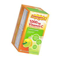 Emergen-C, Lemon-Lime, 30 Count