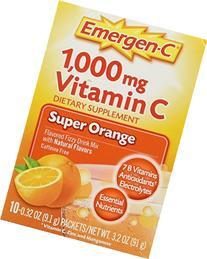 Emergen-C Dietary Supplement with 1000mg Vitamin C