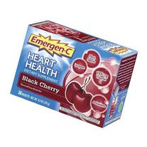 Emergen-C Heart Health, Chry, 30 pkt
