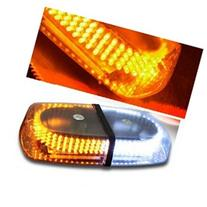 Econoled Emergency Hazard Warning LED Mini Bar Strobe Light