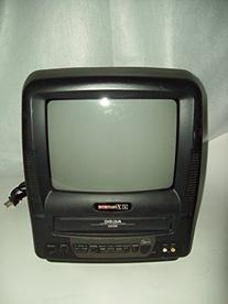 Emerson EWC0903 TV VCR Combo 9 Inch AC / DC Compatible