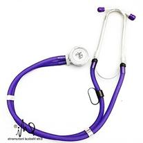 EMI Sprague Rappaport Stethoscope Frosted Purple