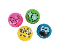 Emotion Bouncing Balls  Rubber