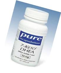Pure Encapsulations - 7-Keto DHEA 50 mg 120 vcaps