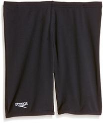 "28"" Boys Black Speedo Jammer Swim Shorts"