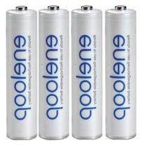Sanyo Eneloop AAA NiMH Pre-Charged Rechargeable Batteries 4