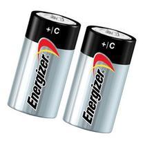 Energizer R Max C Alkaline Batteries-2Pack