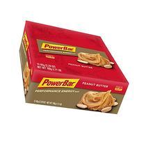 PowerBar Performance Energy Bar, Peanut Butter, 2.29 Ounce