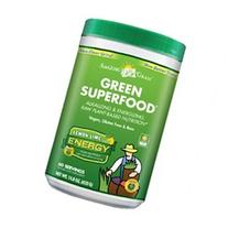 Energy Green SuperFood - 60 Servings Amazing Grass 14.8 oz