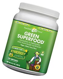 Energy Green SuperFood Powder- 100 Servings Amazing Grass 24