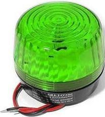 SECO-LARM SL-126Q/G Green Strobe Light; For 6- to12-Volt