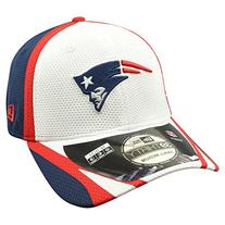 New England Patriots New Era 39THIRTY 2014 Official Training