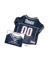 New England Patriots Dog Mesh Jersey