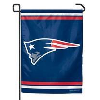 "NFL New England Patriots WCR08374013 Garden Flag, 11"" x 15"