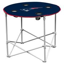 NFL New England Patriots  - Round Table by Logo Brands