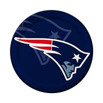 Creative Converting 8 Count New England Patriots Paper