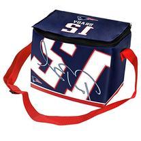 NFL Player Zippered Lunch Bag-Tom Brady #12