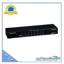 8X1 Enhanced Powered HDMI Switcher w/ Remote