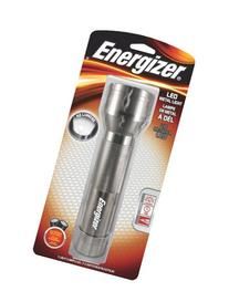 Energizer 6 LED Metal Flashlight with Non-slip Textured Grip