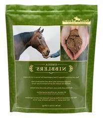 Omega Nibblers 3.5 Lb Horse Treat
