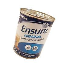 Ensure Original Therapeutic Nutrition Shake, Butter Pecan, 8