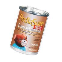 PediaSure Enteral Formula With Fiber, Vanilla. 8 oz.cans/ 6