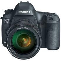 Canon EOS 5D Mark III 22.3 MP Full Frame CMOS with 1080p