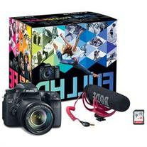 Canon EOS 70D Video Creator Kit with Lens, Rode VideoMic,