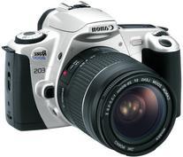 EOS Rebel 2000 35mm Film SLR Camera Kit with 28-80mm Lens