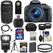 Canon EOS Rebel SL1 Digital SLR Camera & EF-S 18-55mm IS STM