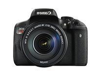 Canon EOS Rebel T6i Digital SLR with EF-S 18-135mm IS STM