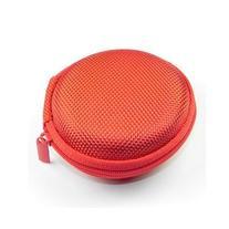 Earphones Plus EP-CASEZRED Earphone Case red