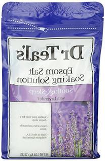 Dr Teal's Epsom Salt Soaking Solution, Soothe & Sleep,