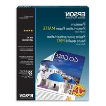 EPSS041568 - Ink Jet Double-Sided Matte Paper