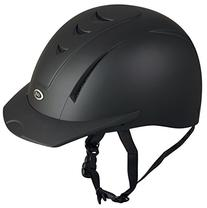 IRH Equi-Pro Helmet, Matt Black, Small/Medium