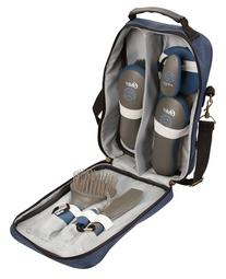 Equine Care Grooming Kit Blue