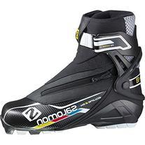 Salomon Equipe 8 Skate CF Cross Country Ski Boots Sz 11.5