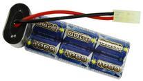 Intellect ERBAT28 1600mAh, 9.6V, 2/3A Cells, Nickel Metal