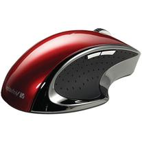 Verbatim Ergo Wireless Optical Mouse - Red