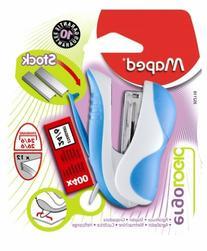 Maped Mini Ergologic Stapler, Standard Size Staples,