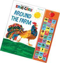 Eric Carle: Around the Farm: Play-a-Sound