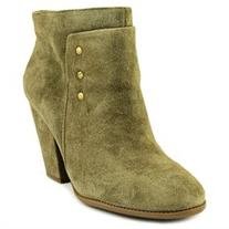 Sole Society Erlina Womens Suede Fashion - Ankle