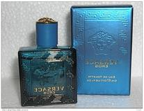 Versace Eros by versace 0.17 oz  EDT Splash Men Mini NEW IN