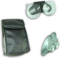 Escort ES-ACCKIT Includes Mountkit and Leatherette Case