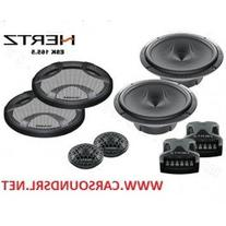 "Hertz ESK-165.5 6.5"" 300W Peak 2-Way Component Speaker"