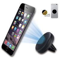 Car Mount, Ecandy Magnetic Cradle-less Universal Car Phone