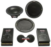 """Esotec System 242 - Dynaudio 7"""" 2 Way Component Speakers"""